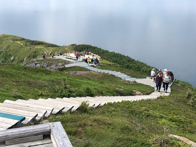 Skyline Trail, Cabot Trail Cape Breton
