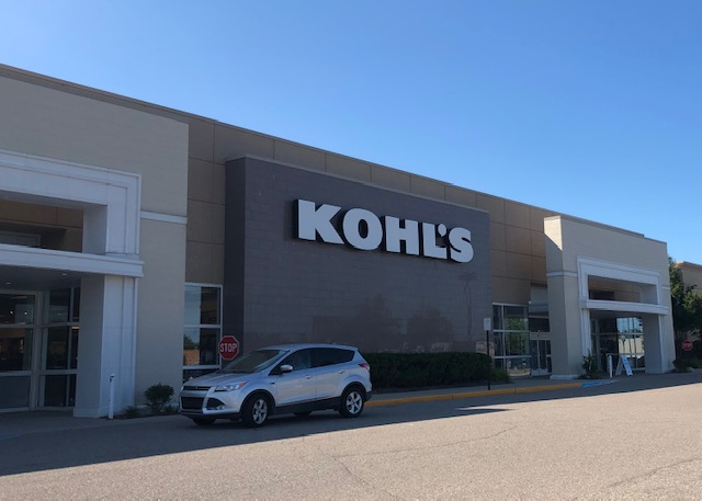 Kohl's store in Port Huron, Michigan
